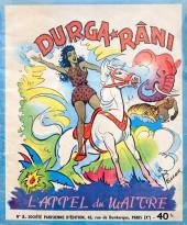 Durga Râni -3- L'appel du maître