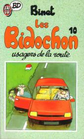 Les bidochon -10Poche- Les Bidochon usagers de la route