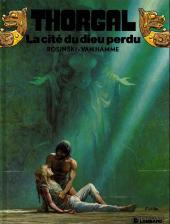 Thorgal -12a1990- La cité du dieu perdu