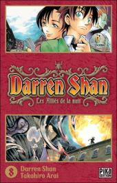 Darren Shan -8- Les Alliés de la nuit