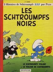 Les schtroumpfs -1b91- Les Schtroumpfs noirs