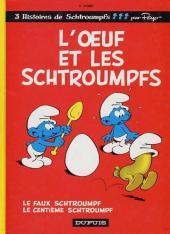 Les schtroumpfs -4b89- L'œuf et les schtroumpfs