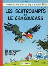 Les schtroumpfs -5b90- Les schtroumpfs et le cracoucass