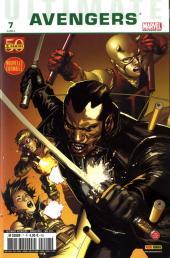 Ultimate Avengers -7- Blade contre les Vengeurs (1)
