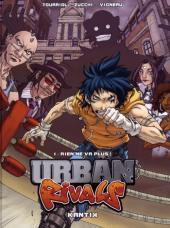 Urban Rivals -1- Rien ne va plus !