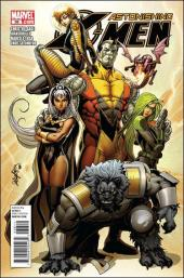 Astonishing X-Men (2004) -38- Meanwhile part 1