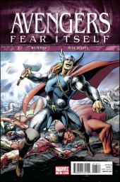 Avengers (The) (2010) -13- Fear itself