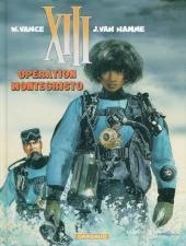 XIII -16Pub- Opération Montecristo