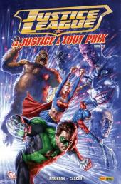 DC Heroes : Justice League -1- La justice à tout prix - Tome 1/2