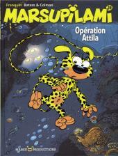 Marsupilami -24- Opération Attila