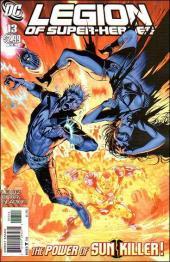 Legion of Super-Heroes (2010) -13- False hopes