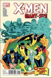 X-Men Giant-Size (2011) -1- First to last
