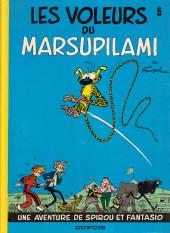 Spirou et Fantasio -5e83a- Les voleurs du Marsupilami