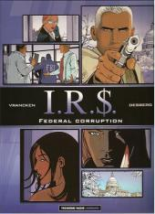 Couverture de I.R.$. -F3- Federal corruption