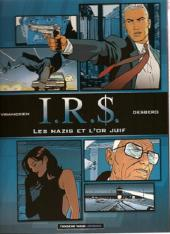 I.R.$. -F1- Les nazis et l'or juif