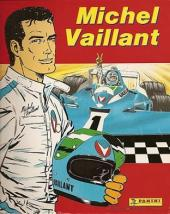 Michel Vaillant -HS5- Michel Vaillant (album d'images Panini)