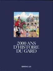 2000 ans d'histoire -2- 2000 ans d'histoire du Gard