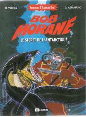 Bob Morane 6 (Ananké/Miklo) -2- Le secret de l'Antarctique