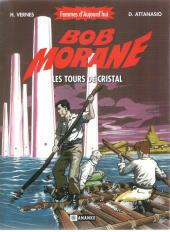 Bob Morane 6 (Ananké/Miklo) -3- Les Tours de cristal