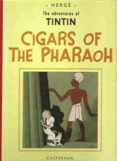 Tintin (The Adventures of) -4FS- Cigars of the Pharaoh