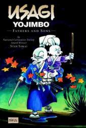 Usagi Yojimbo (1996) -INT19- Fathers and sons