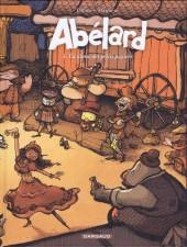 Abélard -1- La danse des petits papiers