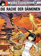 Yoko Tsuno (en allemand) -17- Die rache der dämonen