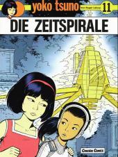Yoko Tsuno (en allemand) -11- Die zeitspirale