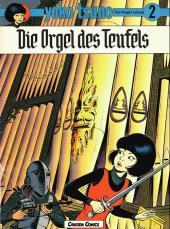 Yoko Tsuno (en allemand) -2- Die orgel des teufels