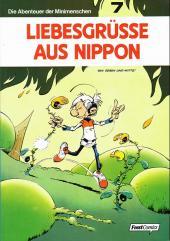 Minimenschen (Die Abenteuer der) -7a- Liebesgrüsse aus nippon