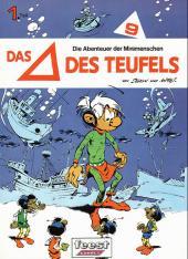 Minimenschen (Die Abenteuer der) -9- Das dreieck des teufels