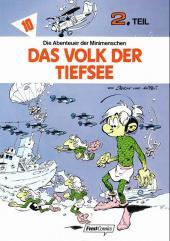 Minimenschen (Die Abenteuer der) -10a- Das volk der tiefsee
