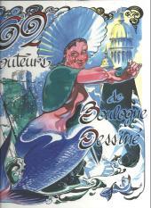 62 auteurs de Boulogne Dessiné