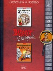 Astérix (L'intégrale - France Loisirs 2010) -10- Le Domaine des Dieux - Les Lauriers de César