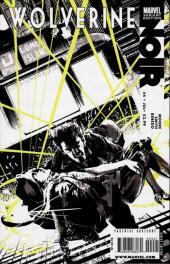 Wolverine Noir (2009) -4b- In the garden
