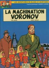 Blake et Mortimer (France Loisirs) -14- La Machination Voronov