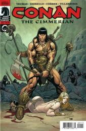 Conan the Cimmerian (2008) -1- Hunter's moon