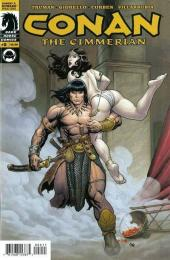 Conan the Cimmerian (2008) -2- Mark of the wolf