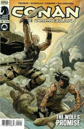 Conan the Cimmerian (2008) -5- The wolf's promise