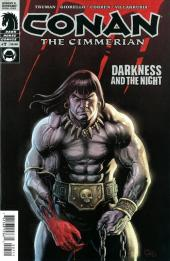 Conan the Cimmerian (2008) -7- Darkness of the night