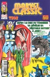 Marvel Classic (1re série) -2- Le pouvoir du Dieu du tonnerre!