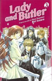 Lady and Butler -3- Tome 3