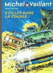 Michel Vaillant (Dupuis) -19- 5 filles dans la course !