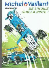 Michel Vaillant (Dupuis) -18- De l'huile sur la piste !