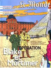 (AUT) Jacobs, Edgar P. -19- Opération Blake et Mortimer