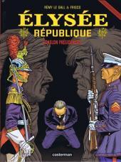 Élysée république -3- Échelon Présidentiel