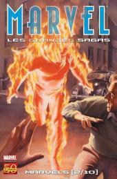 Marvel (Les grandes sagas) -HS02- Marvels (2/10)