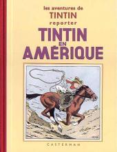 Tintin (Fac-similé N&B) -3PF- Tintin en amérique