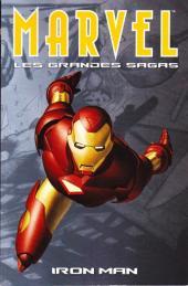 Marvel (Les grandes sagas) -3- Iron Man