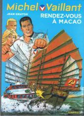 Michel Vaillant (Dupuis) -43- Rendez-vous à Macao